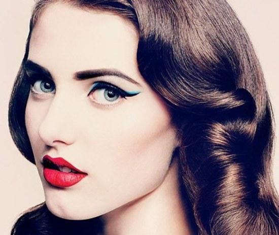 tendencias mejor maquillaje para otoño 2014