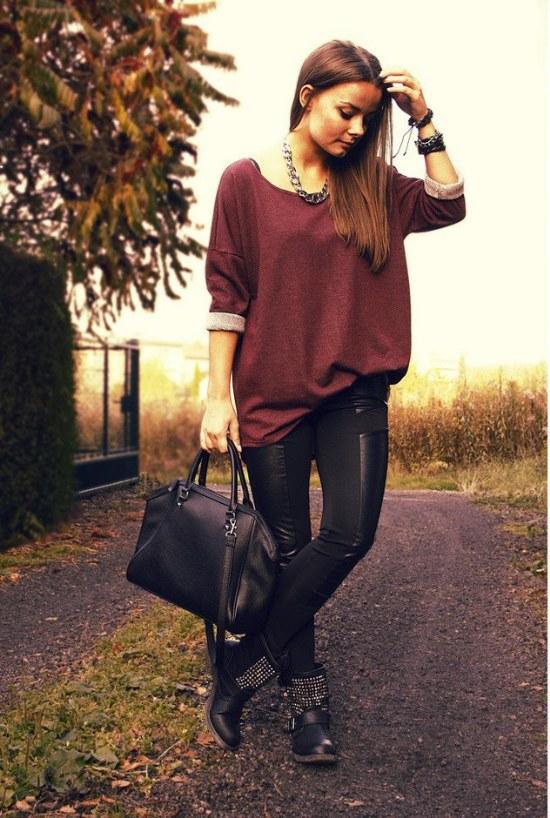 moda tendencia otoño que usar