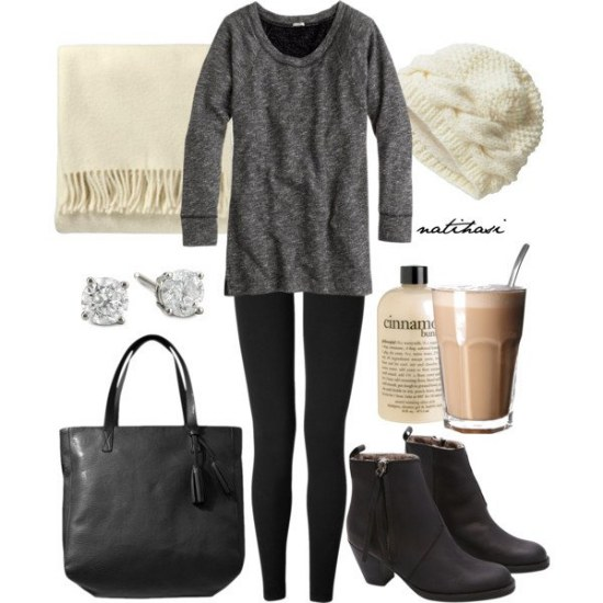 Mejores Combinaciones De Outfits Con Leggings Para Este
