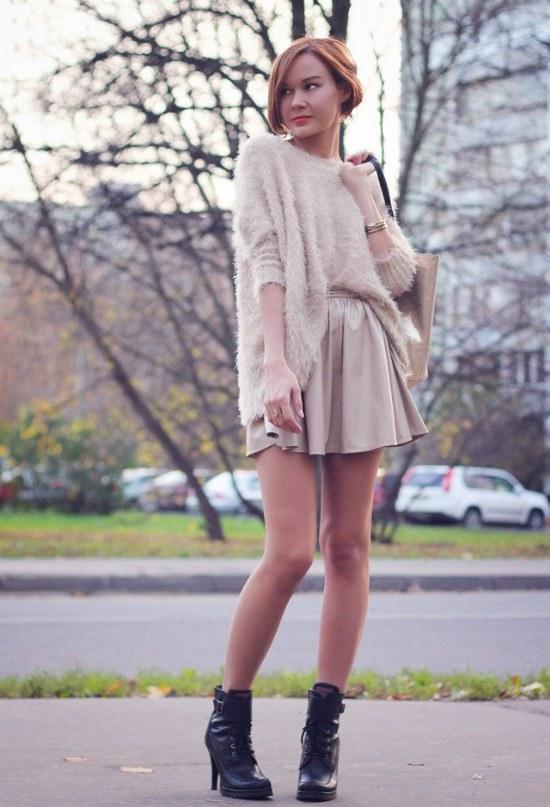 outfits moda tendencias otoño ropa