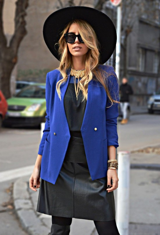 outfits tendencias moda otoño