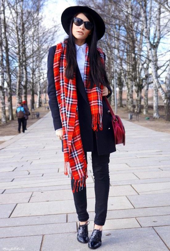 outfits tendencias moda otoño