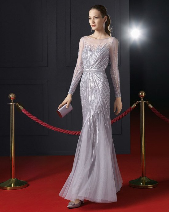 rosa clara cocktail vestidos 2015