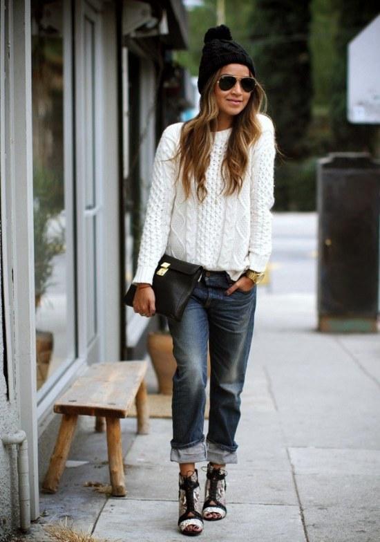 sueteres jerseys tejidos tendencias moda