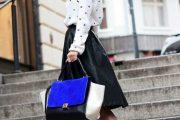 Acogedores y a la moda suéteres tejidos para este Otoño 2014