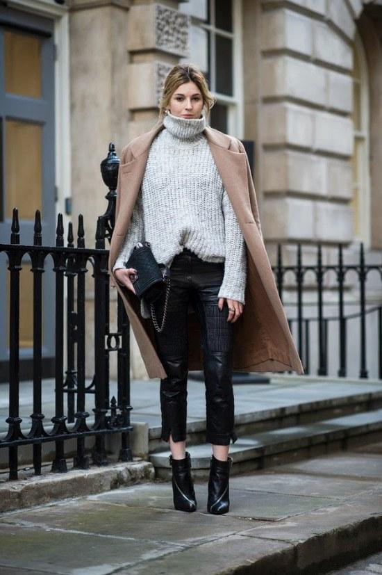 sueters grandes jerseys moda invierno