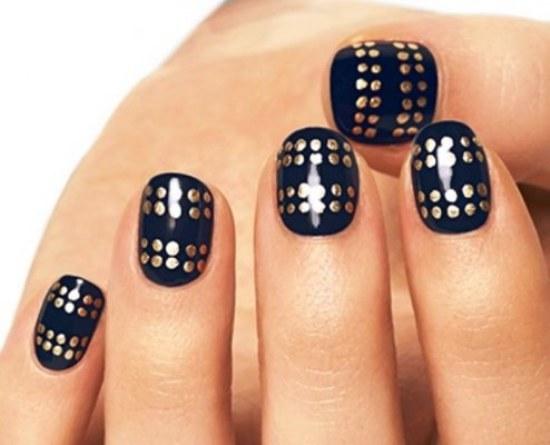 studs tachuelas uñas diseños