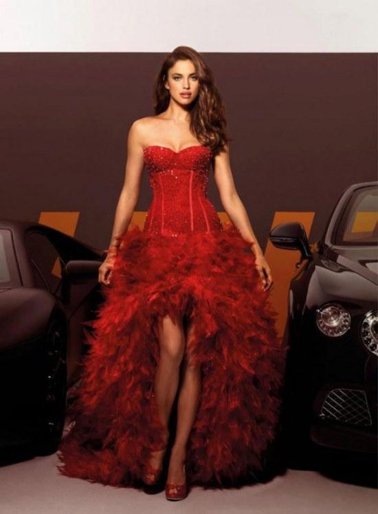 Dile SI al Vestido de Novias de color Rojo para tu Boda!