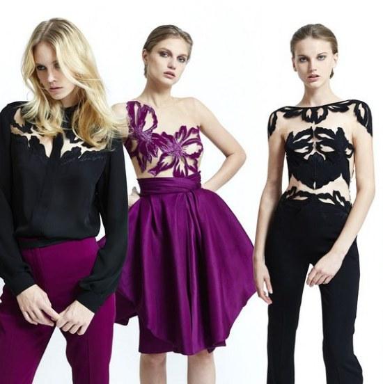zuhair murad primavera 2015 trajes alta costura