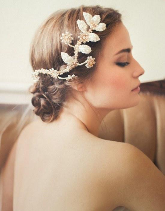 accesorios adornos cabello novias