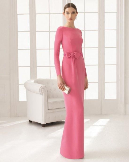 vestidos coctel aire para barcelona 2015