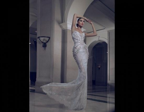 charabel karam vestidos noche