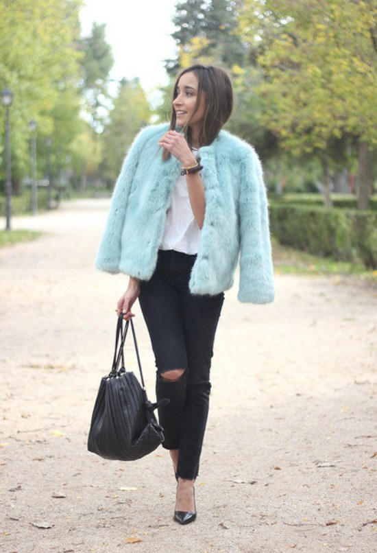 colores pasteles outfits invierno