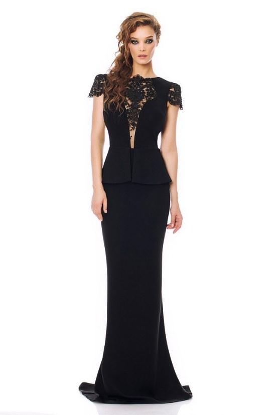 vestidos noche sensuales cristallini 2015