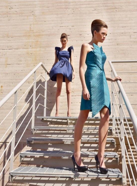 Colección de Vestidos Cóctel y Vestidos de Noche por Dina Jsr