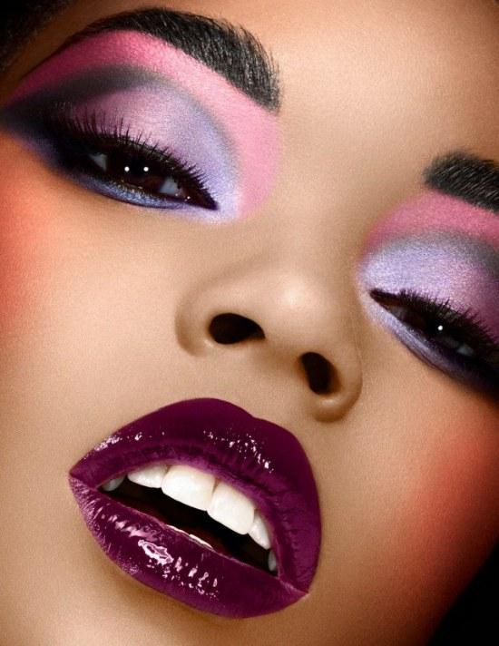 ideas maquillaje noche fiesta
