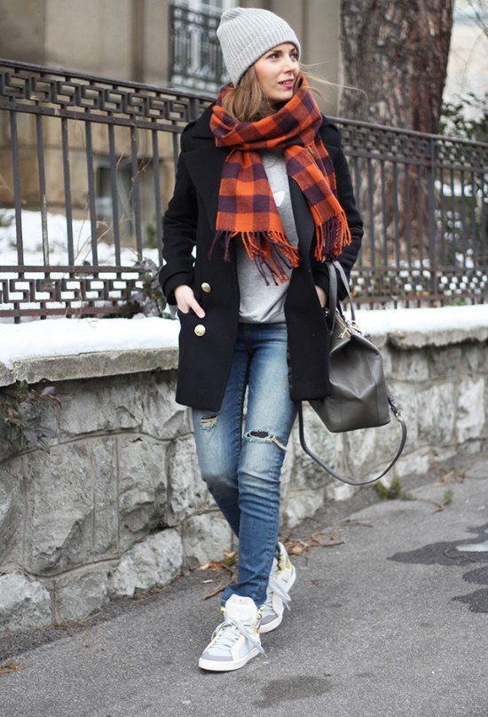 Moda y tendencias para este invierno 2014 para mujeres - Q esta de moda en ropa ...