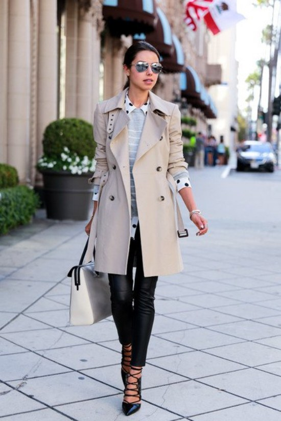 outfits ideas para ir a la oficina invierno