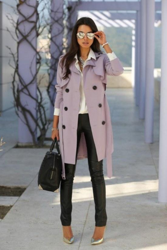 Outfits Perfectos Para Ir A La Oficina En Este Invierno
