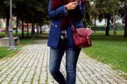 Outfits casuales cálidos para chicas para este Invierno 2014