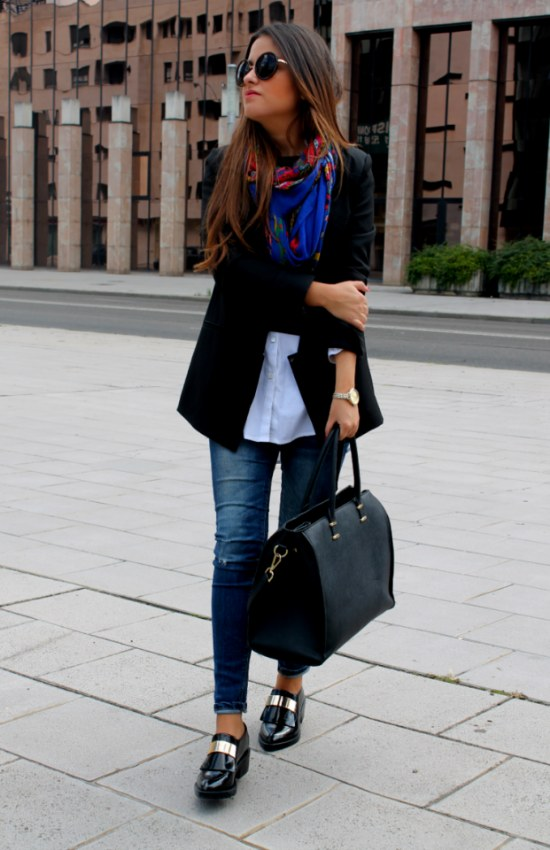 outfits casuales invierno moda chicas