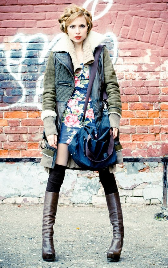 looks moda outfits invierno
