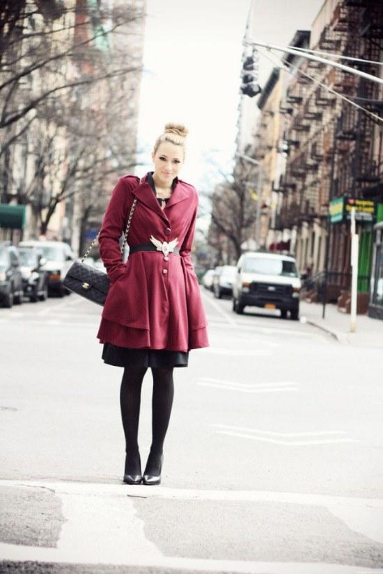 outfits moda tendencias invierno