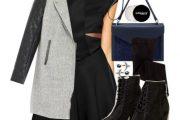 Mejores combinaciones de Outfits para las fiestas Navideñas 2014 por Polyvore