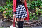 Looks y Outfits con prendas al estilo Tartan para el Invierno 2014!