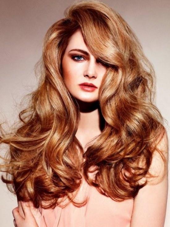 peinados estilo cabello rizos