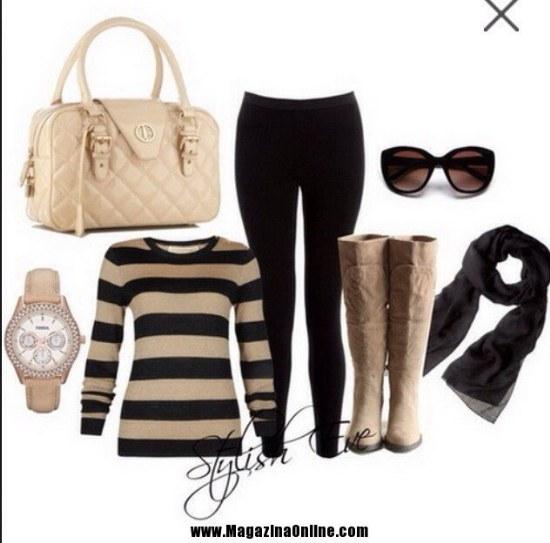 polyvore moda invierno outfits chicas