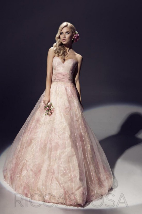 ricca sposa couture vestidos noche 2015