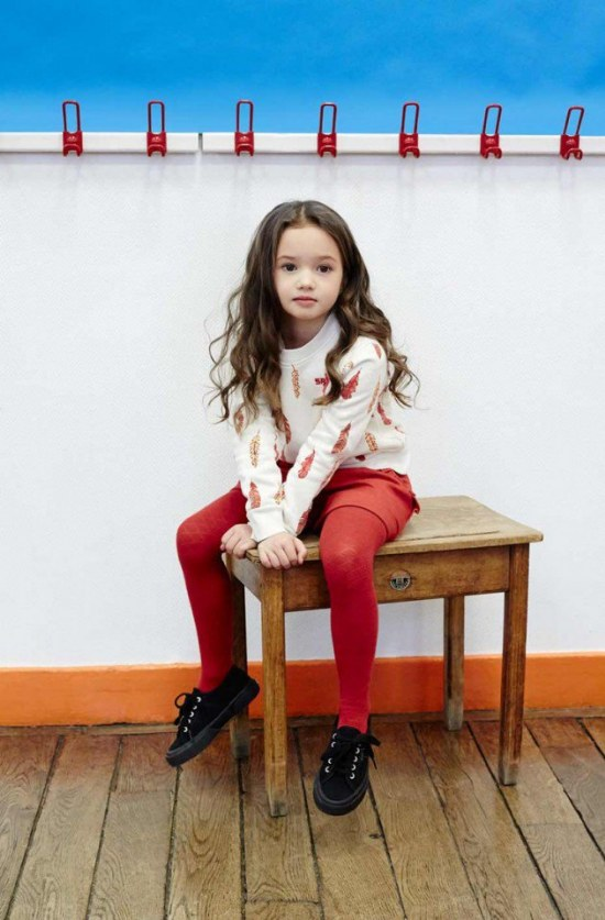 sonia rykiel ropa niñas invierno otoño