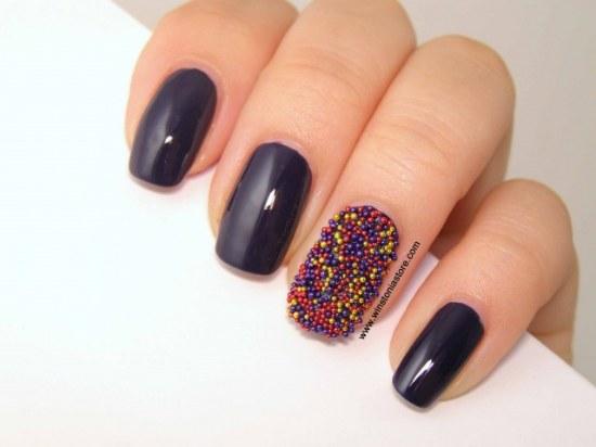 uñas de caviar como hacerlas