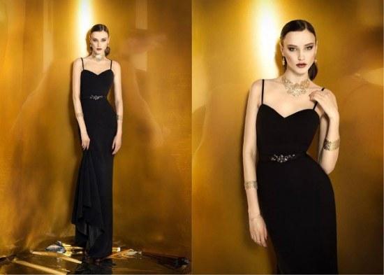 vestidos de noche papilio coleccion