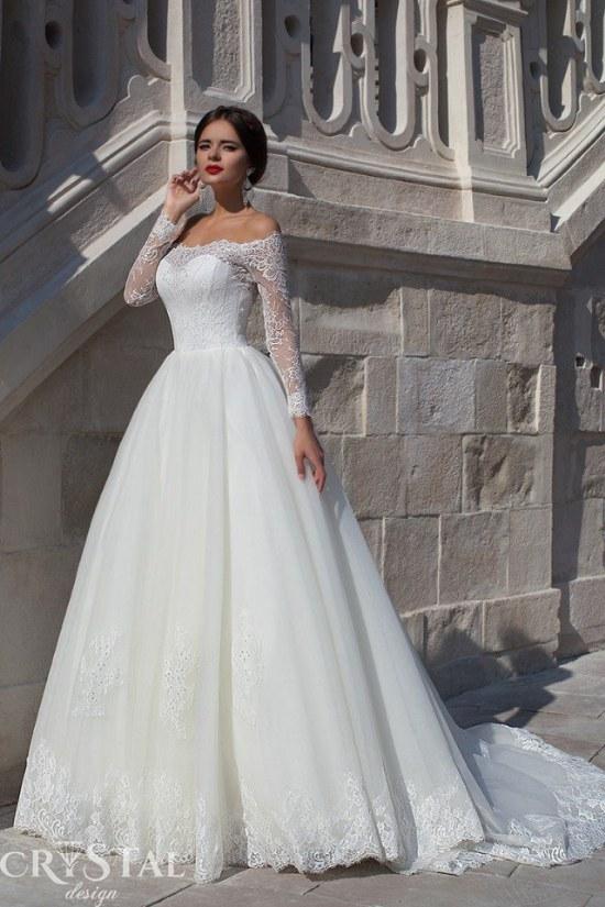 Vestidos de novia la ultima moda