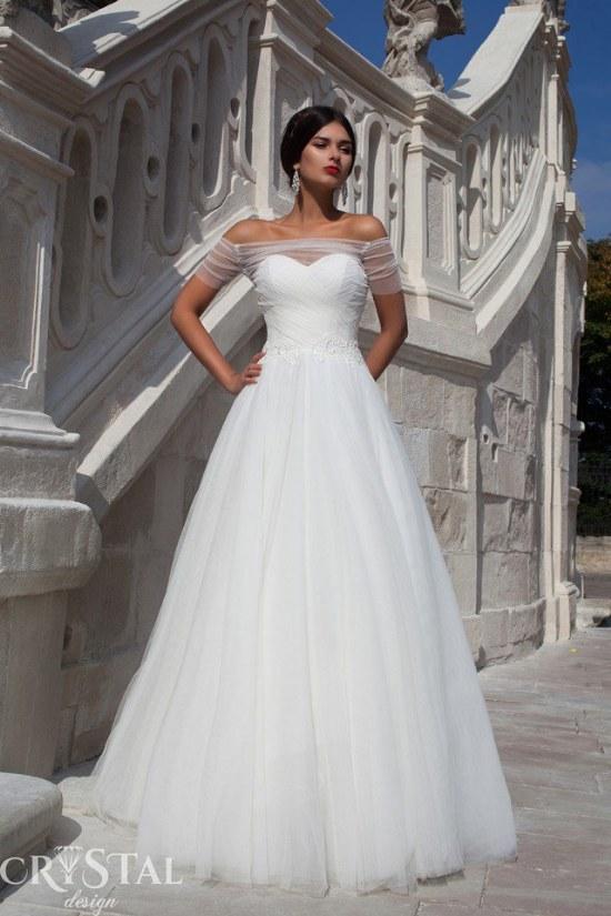 vestidos novias crystal design 2015