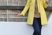Abrigos coloridos para usar uno cada día diferente en el Invierno 2014/15
