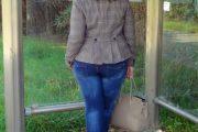 Combinaciones de Outfits con Blazers para Gorditas y usarlos en los días de frío!