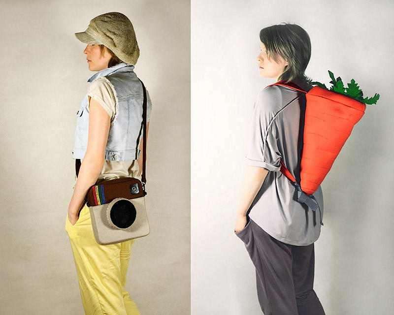 bolsos curiosos