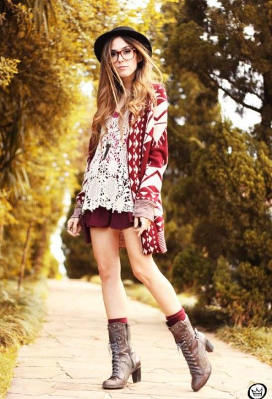 moda botas para invierno