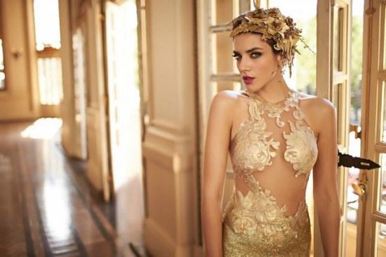vestidos elegantes cajo 2015