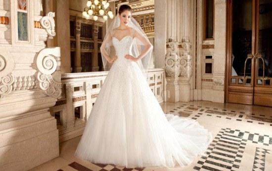 colección de bellos vestidos de novias por demetrios 2015 | aquimoda