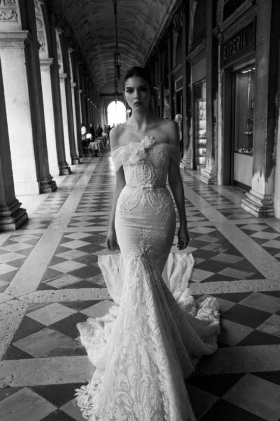 """colección de vestidos de novias """"venice"""" por inbal dror 2015"""