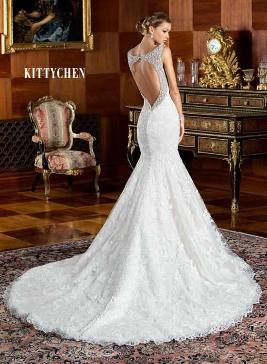 Colección de Vestidos de Novias por Kitty Chen para el 2015 parte II