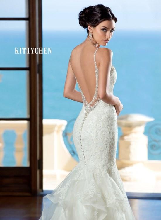 kitty chen vestidos de novias