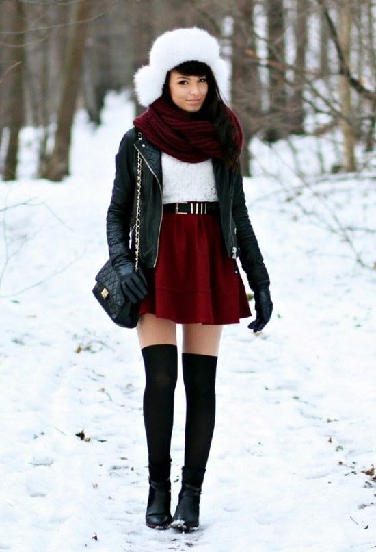 M s modernas y atractivas combinaciones de outfits para for Moda premama invierno