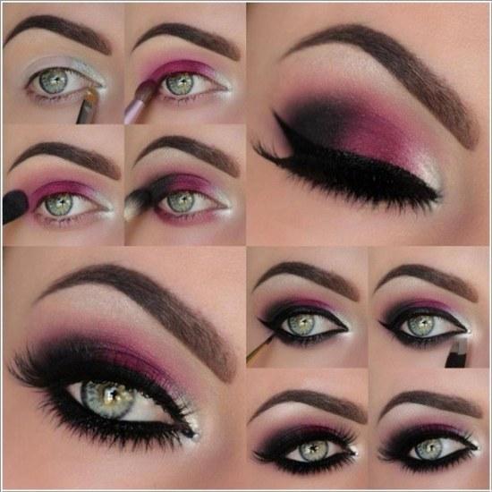maquillaje tutoriales fiesta