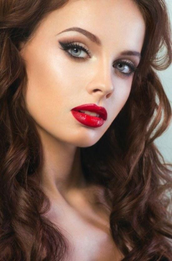 Ideas de Maquillaje más atrevidos para esta Temporada de Invierno 2014