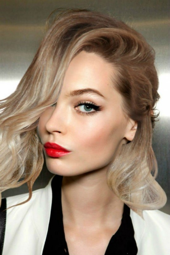 ideas maquillaje invierno moda